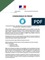 DP Annonce Des 52 Laureats Equipex 20012011 166951