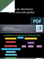 Tomas de Decisiones en Mercado Global