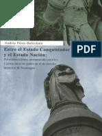 Baltodano - Entre el estado conquistador y el estado nación