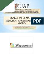 10. Excel 2007 Parte i