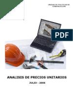 Analisis de precios unitario 2006.pdf