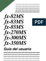 Calculadora Casio Fx 350ms