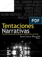Tentaciones Narrativas