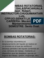 Bombas Rotatorias Salas