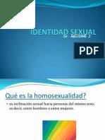 Identidad Sexual y Orientacion