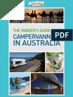 Australia Campervan Rental Guide by Motorhome Republic