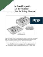 DIY Bag Manual for Home gardening