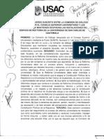 Acuerdo CSU-Asamblea Estudiantil Por La Reforma