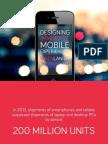 Designing Immersive Mobile Experiences - Converge 2013