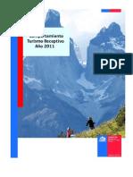 Comportamiento Turismo Receptivo Chile