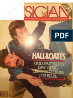 Hall & Oates - Musician Magazine