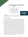 Dynamic Simulation of Polymerization Process