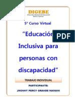 objetivos inclusivos