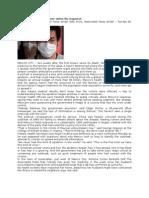 Mexico faces criticism over swine flu response