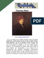Philosophica Enciclopedia Thomas Reid