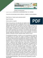 1.Arituclo_didactica Pilar Del Acto Pedagogico en La Formacion