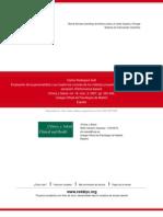 Evaluación de la personalidad y sus trastornos a través de los métodos proyectivos o pruebas basadas