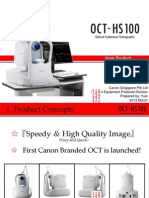 Canon Oct HS100