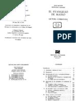Juan Mateos & Fernando Camacho, El Evangelio de Matreo