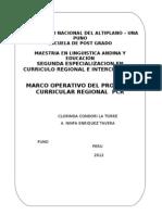 Marco Operativo Pcr (1)