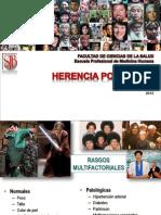 Clase Poligenica 2012