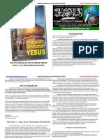 ! Dialog Masalah Ketuhanan Yesus