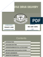 pulsatile drug delivery