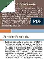 Fonética-Fonología II