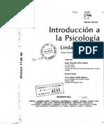 Introduccion a La Psicologia - Linda Davidoff (Libro Completo )