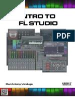 Tutorial FL Studio Basic Part 1