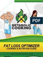 Fat Loss Optimizer Guide