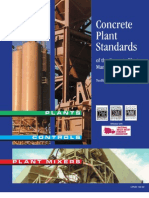Concrete Plant Standards