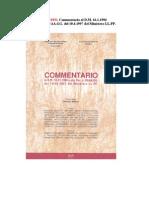 Commentario Al Dm 16-01-1996