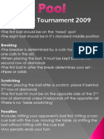 Pool Rules Poster, Page1
