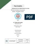 Dokumen Pembangunan Perangkat Lunak Sistem Informasi Pegadaian