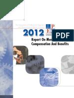 Apegbc 2012 Compensation Survey