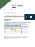 Basic Configuration setting for Credit Management.docx