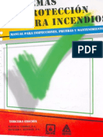 Sistemas de Proteccion Contra Incendios_manual Para Inspecciones, Prueba y Mantenimiento