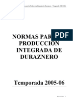 Durazno Pi 2005