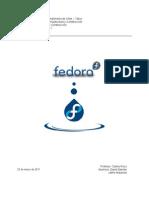 Fedora - Ensayo