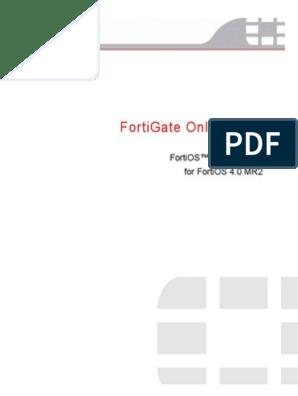 Fortigate 80c   Web Application   Command Line Interface