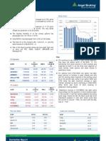 Derivatives Report, 13th June 2013