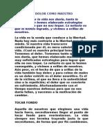 EL DOLOR COMO MAESTRO.doc