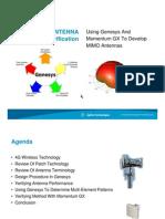 Antenna Design GENESYS Ver4