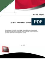 5G WiFi-WP100-R