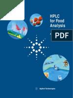 HPLC for Food Analysis