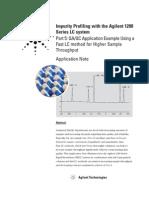 Impurity Profiling, Rapid Resolution