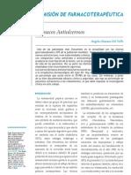 Comisión de farmacoterapéutica. Fármacos Antiulcerosos