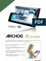 Archos9 De