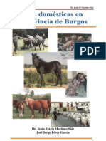 Libro Razas Ganaderas de Burgos